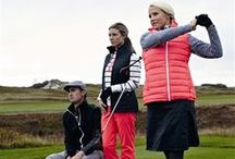 Abacus / Abacus, is a Swedish golf and lifestyle apparel company. They focus on function combined with a contemporary style. Their technologies include OPT stretch 15000, Schoeller No Mulesing, Coolmax, Cocona, and more. Abacus is the official apparel of the 2014 European Ladies Solheim Cup Team.  / by Golf4Her