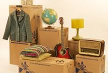 Various Packing Options / Take It Easy & Let Us Remove The Stress Of Packing - Packing Options For Domestic & International Moves