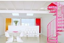 Inspire Me // The Bright Life / I am forever in love with bright colors and neon accents!