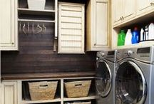 Laundry Room / by Kaitlyn McTague