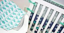 Modified Tot Crib Bedding / What's new and hot at Modified Tot! Modern crib bedding, baby bedding sets for your nursery. Right now we are loving tribal nurseries, deer crib bedding, mermaid crib sets, vintage floral crib bedding and Aztec nursery crib bedding,