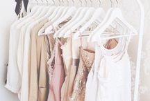 WARDROBE / Wardrobe inspiration.