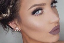 MAKE-UP INSPO / My favourite make-up pictures for inspiration.