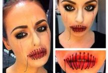 HALLOWEEN MAKEUP / Halloween Make-Up Tips & Tutorials