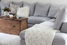 INTERIOR: GREY / A collection of my favourite Grey interior styles