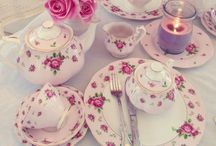 TEA PARTY / There's always time for tea.