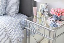 BEDROOM DECOR / Inspiration for the boudoir.