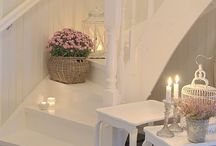 INTERIOR: WHITE / Beautiful white interior inspiration.