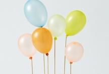 Birthday Party Ideas / by Jessica Blocker