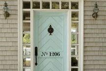 Entry Way / by Kelley Roberts
