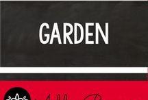 Garden / Gardening outdoors