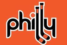 Flyers & Everything Hockey / Philadelphia Flyers and NHL / by Lizabeth Daniels