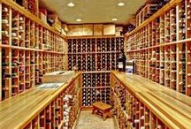 For the Connoisseurs of Wine / Extraordinary Cellars for Wine Lovers.