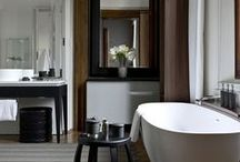 Unique Bathrooms / Spa Bathrooms that Relax the Body & Mind.