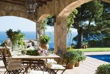 Extraordinary Decks / Outdoor Spaces with Spectacular Features.
