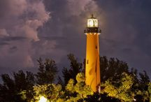 Boats & Lighthouses / by Nancy Allen
