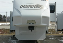 TRAVEL TRAILERS CAMPERS & Tents / by Nancy Allen