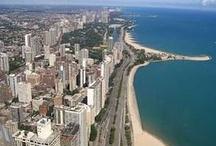 Chicago Illinois / by Nancy Allen