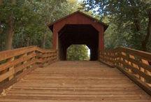 covered bridges  / by Nancy Allen