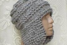 Ear flap Hats / Various styles for men & women