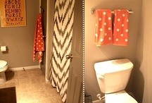 Bathrooms: I Wouldn't Mind Cleaning / by Sara Noel