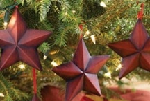 Country Chic Christmas Ornaments: To Make / by Sara Noel