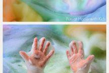 Sensory Play for Kids / by Jessica Blocker