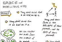 Grace Based Parenting / Inspiration and Reflection from the many Grace Based Parenting Conferences Dr. Tim Kimmel provides.
