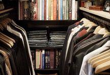 Gentleman's Closet / Men's Fashion Lookbook.