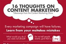 Content Marketing / The content/text is the most important piece!