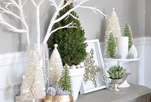 Deck The Halls / Winter Wonderland DIY