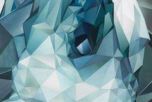 Geometrika / Geometric abstract patterns.