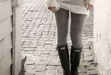 Fall/Winter Closet / Styles/Outfits for the colder seasons... Ideas.. Wants...