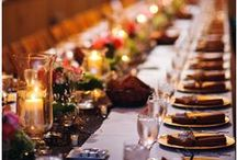 Table setting / Ceramics, table cloths, table styling