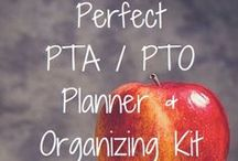 Shop Planners, Courses and Printables to get Organized! / The best printables for getting organized better time management and productivity!  Awesome lists, guides and how to guide to help with organizing your entire life and boosting productivity and making time management a breeze!