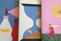 Snors Notebooks / We make beautiful notebooks, the first edition is made by Sue Doeksen (3 designs)