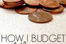 Frugal Living, Saving Money / Pins about money saving ideas and frugal living.