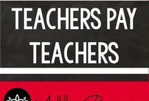 Teachers Pay Teachers / Teachers pay teachers products