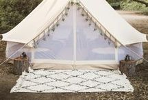 Glamping / Camping + Glamorous People = Glamping!!! Get all of your Glamping inspiration and ideas on this beautiful Pinterest board! Re-pin your favs to start planning your next Glamping trip!