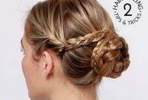 Hair and Beauty / Hair styles, Fashion Ideas and Beauty products that I love! / by Amy Locurto | LivingLocurto.com
