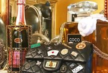 Vintage Chanel purse with a view / All my collection dedicated for the Vintage Chanel purse