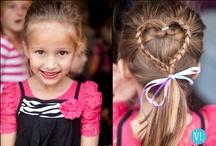 Hair Ideas for Girls / by Jennie Carroll Little