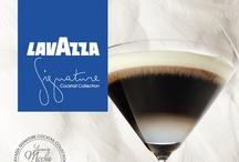 For Coffee & Cocktail Lovers / The Lavazza Signature Cocktail Collection in collaborazione con Galliano [A Round Table Creation]