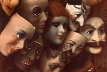 ~ costumes & masks ~ / Traditional and theatrical costumes & masks / by ~ naomi ~