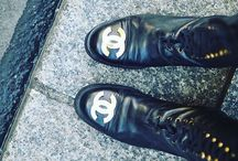 Vintage Chanel shoes / My Chanel shoes vintage collection .... or not !