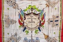 Hermès scarves E / Hermès scarves collection title by letter E