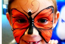 NickZ Face Painting / Here are some different face painting ideas that I have created over the years for Nathaniel's Hope.