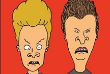 Mike Judge's Beavis & Butt-Head / by MTV Polska