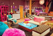 iWant a Bedroom Like Carly / To get even more ideas and details on creating a bedroom just like Carly Shay's from iCarly, check out our blog post! http://www.epochbydesign.com/blog/epoch-design-blog/post/iwant-a-bedroom-like-carlys#.VCSd6BZeL2M