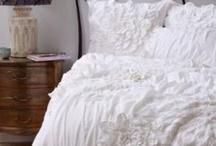Snowy White Bedroom